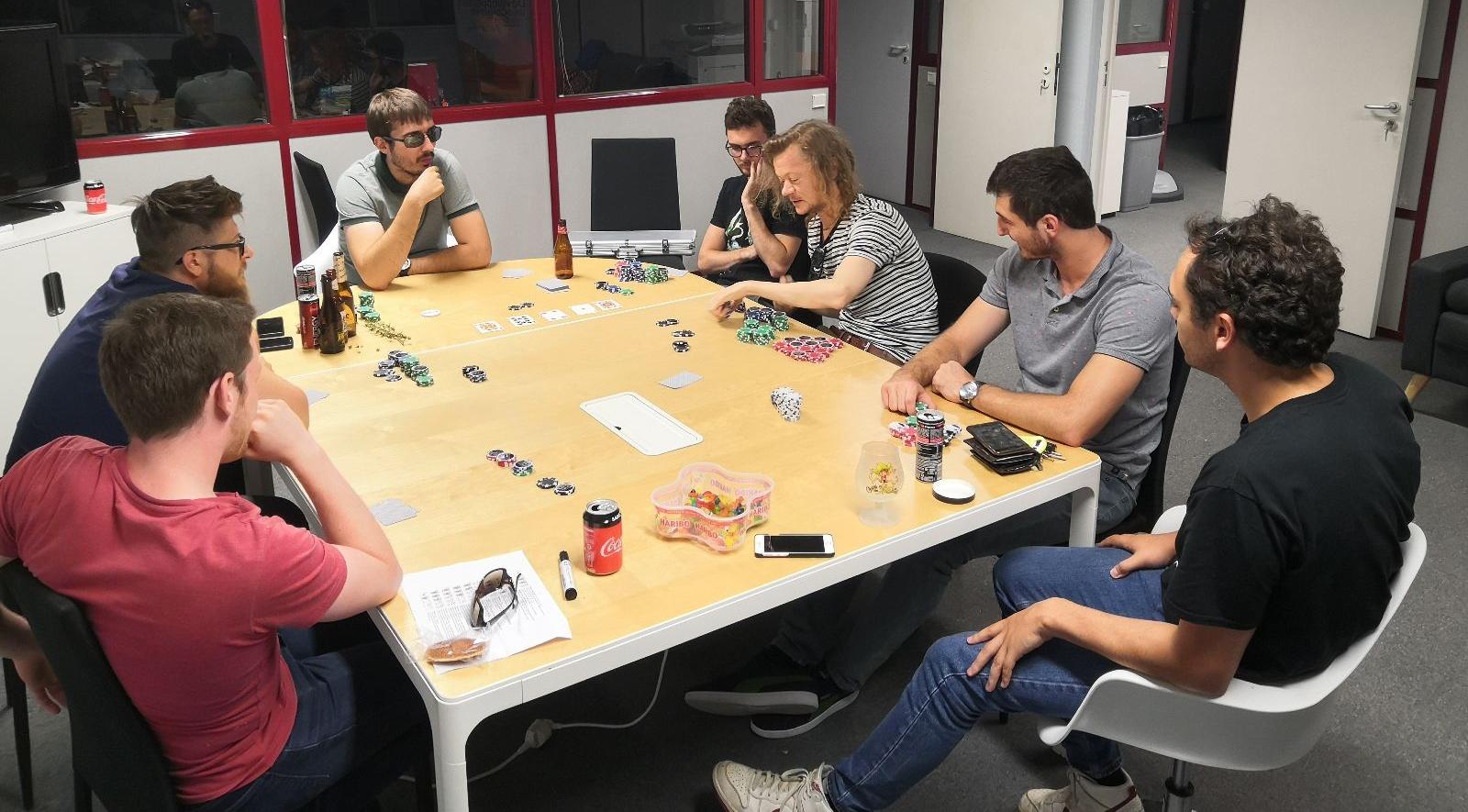 Poker WhiteDev
