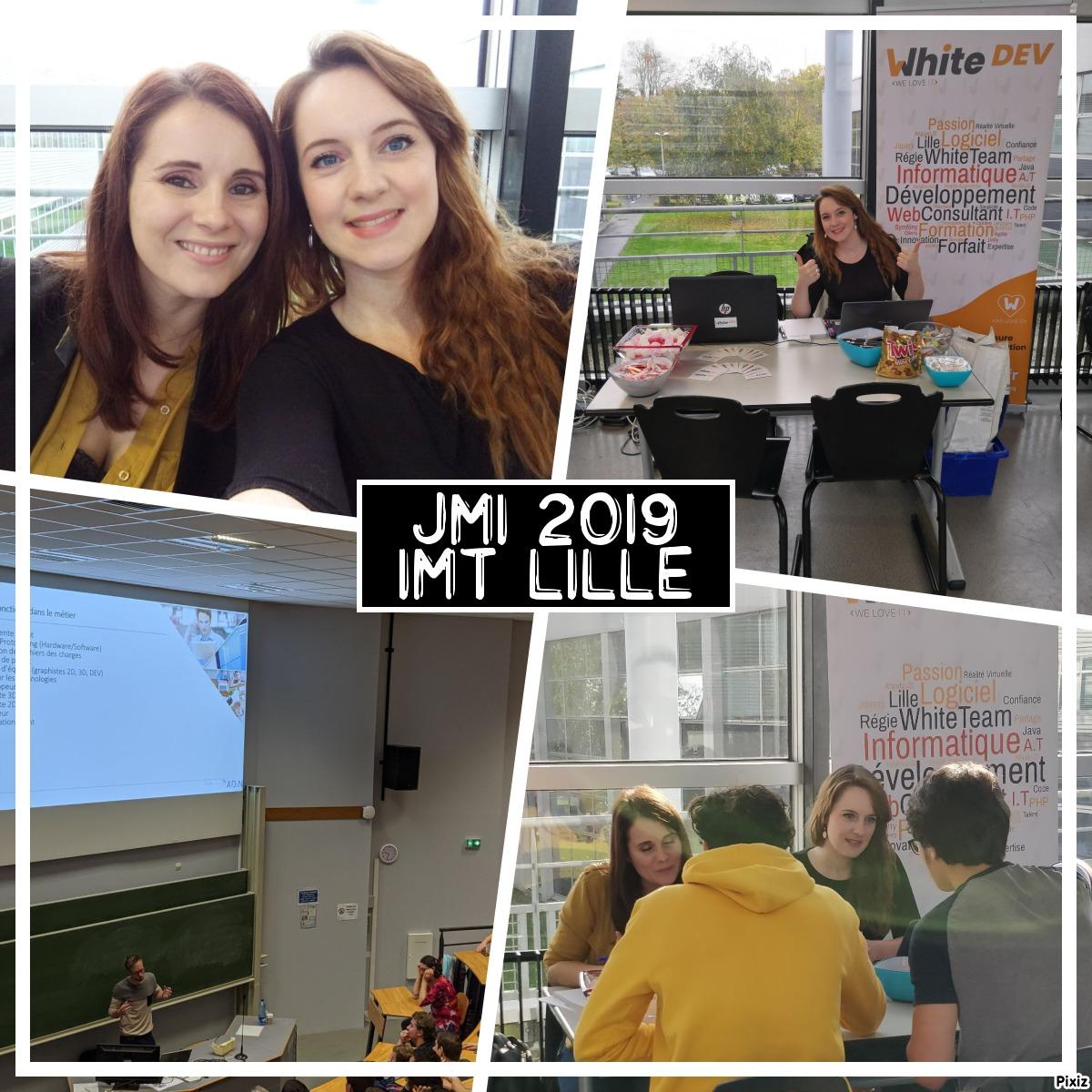 Journée porte ouvertes à l'IUT Lille JMI 2019