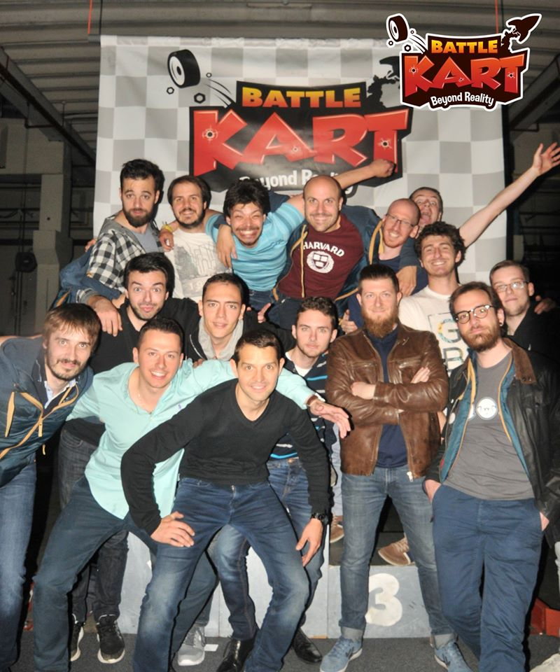 Photo de la soirée BattleKart