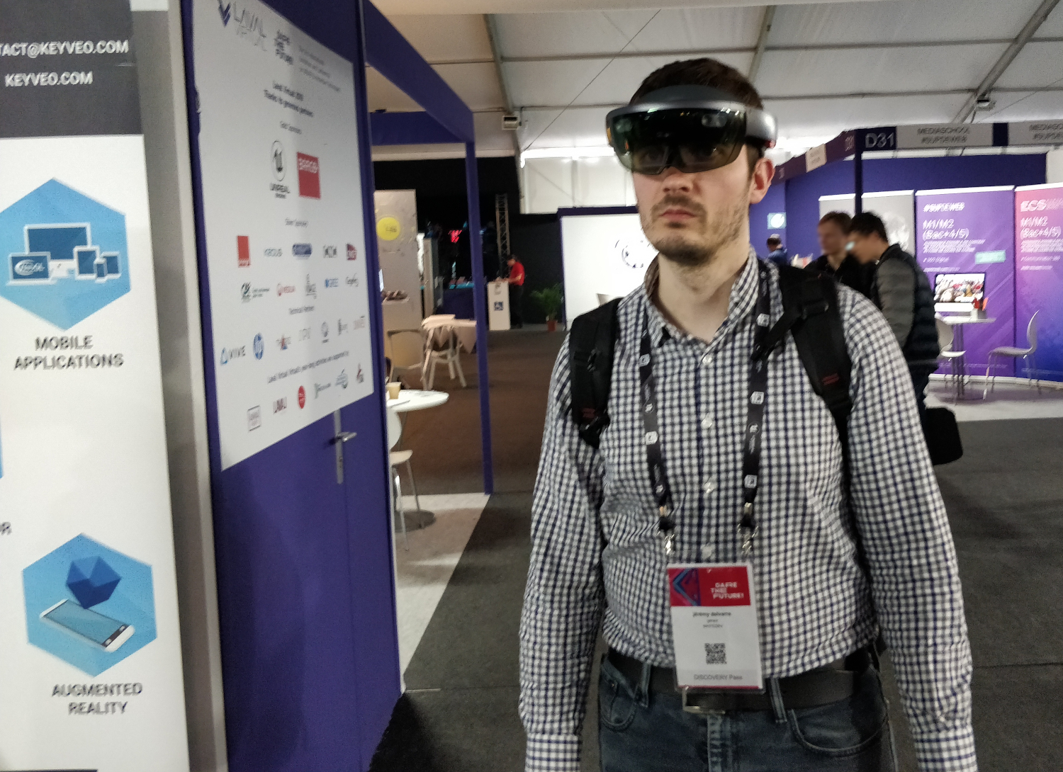 WhiteDev au Laval Virtual 2019