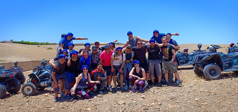 Voyage 10 ans Maroc