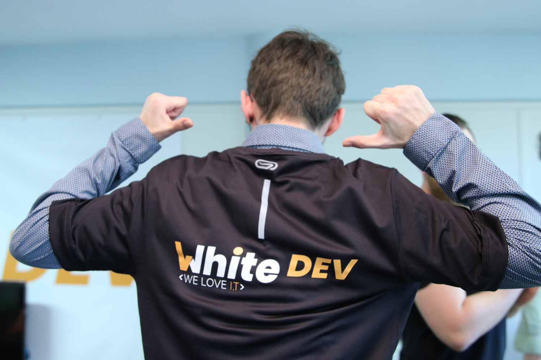 Nouveau logo WhiteDev